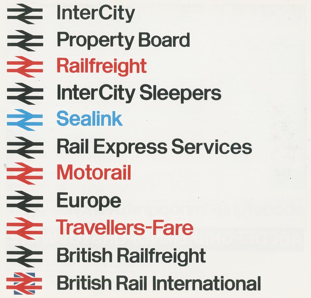 British rail logo design research unit gerry barney test share biocorpaavc Images