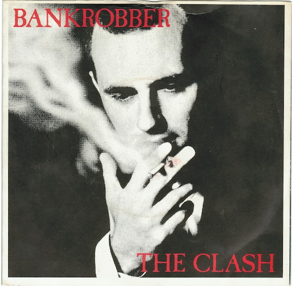 CLASH , BANKROBBER, 20 QUESTIONS, IS IT BALEARIC, RICHARD HAMPSON, AMPO, TEST PRESSING, DR ROB