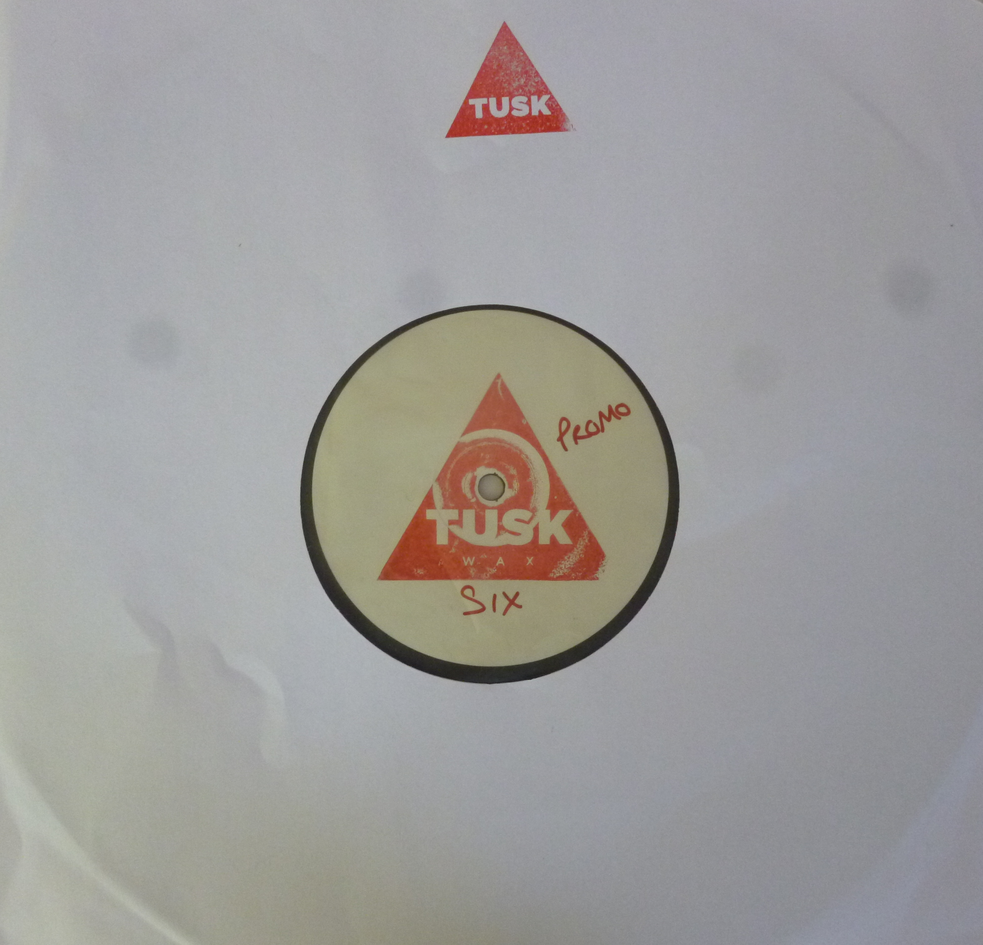 TUSK 6, MARICOPA, REVIEW, TEST PRESSING, DR ROB