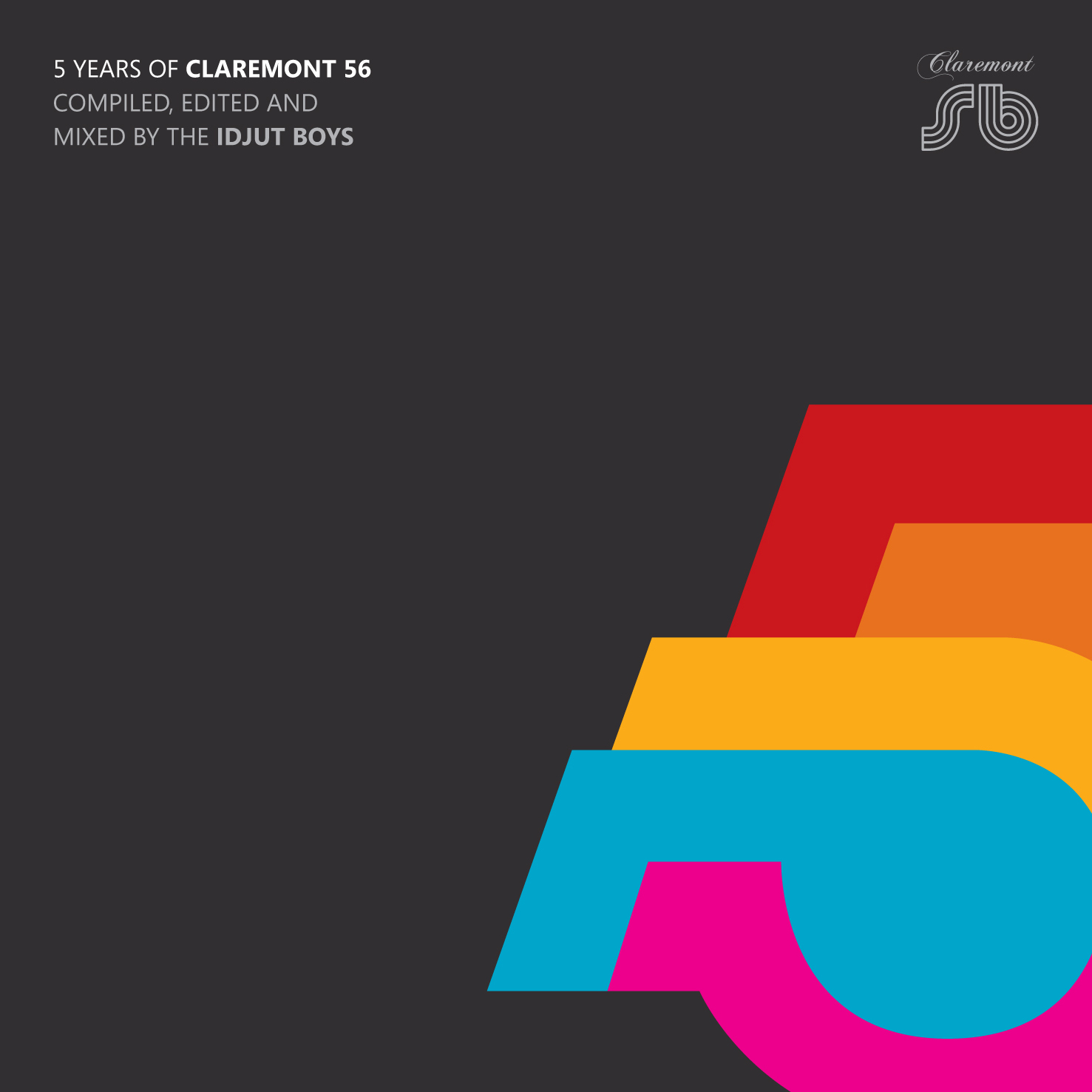 5 years of Claremont 56, compilation, review, Test Pressing, Dr Rob, Paul Murphy, Mudd, Idjut Boys