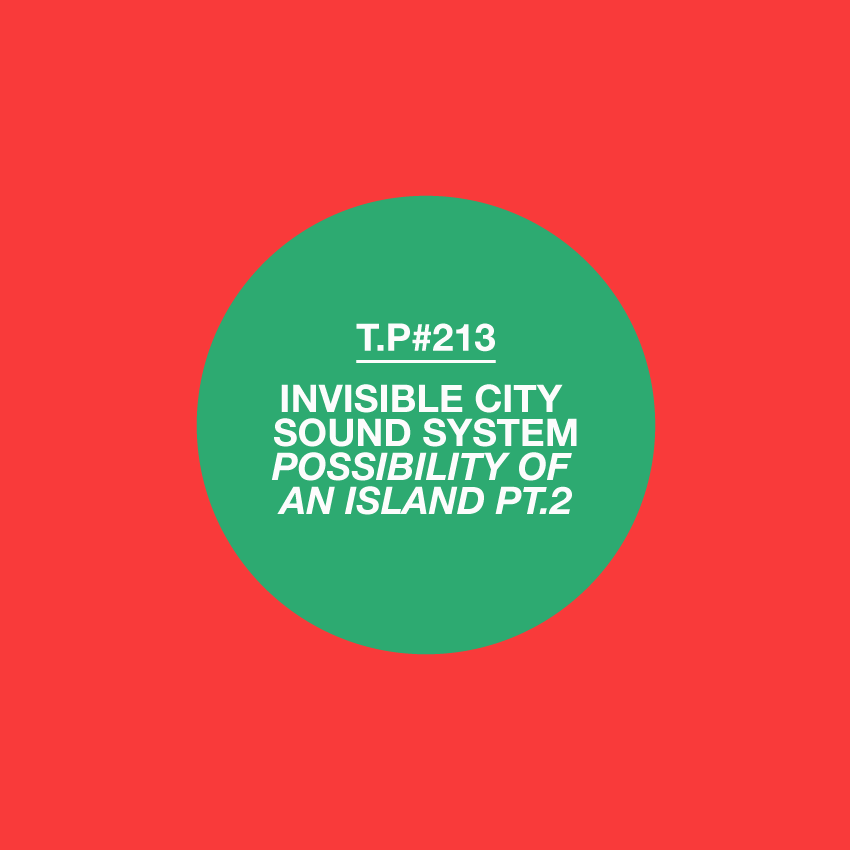 Invisible City Possibility Of An Island