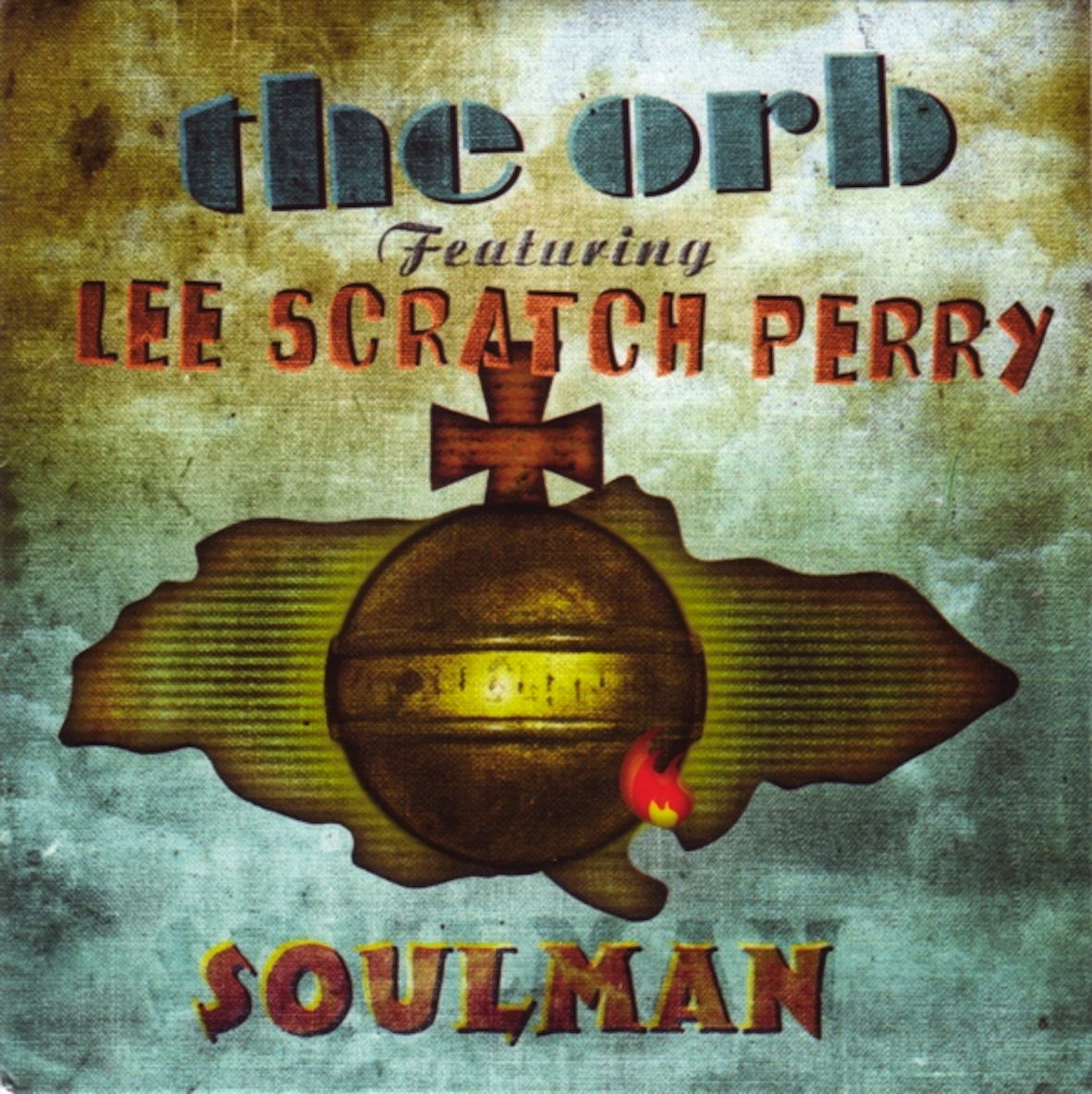 "Cooking Vinyl, Dr Rob, Just Because, Lee ""Scratch"" Perry, Soulman, Test Pressing, The Orb"