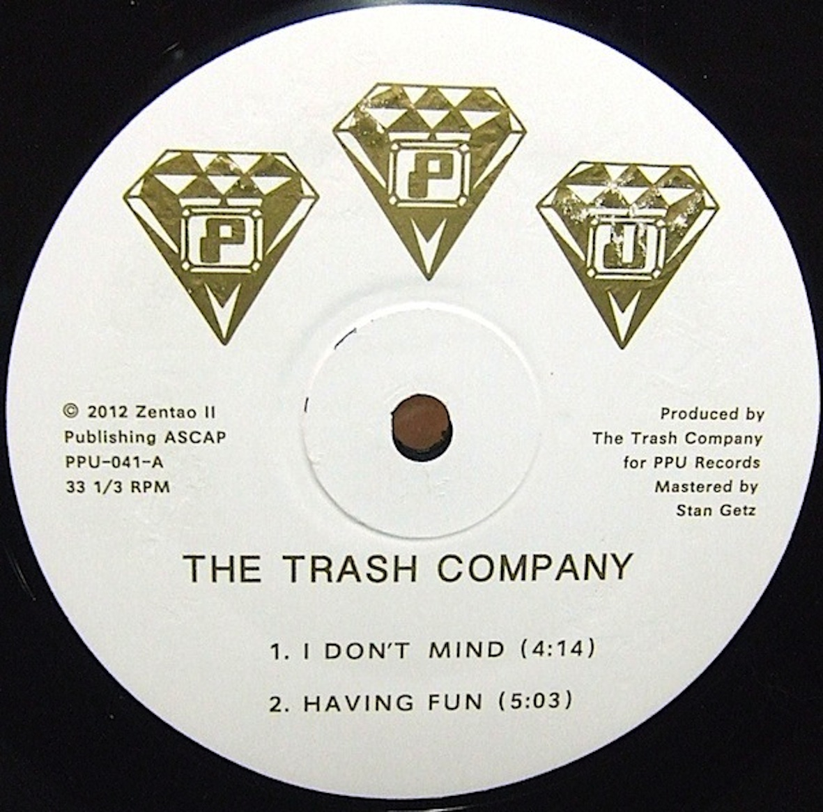 Reviews, Promo`d, Test Pressing, Dr Rob, Trash Company, Having Fun, People`s Potential Unlimited