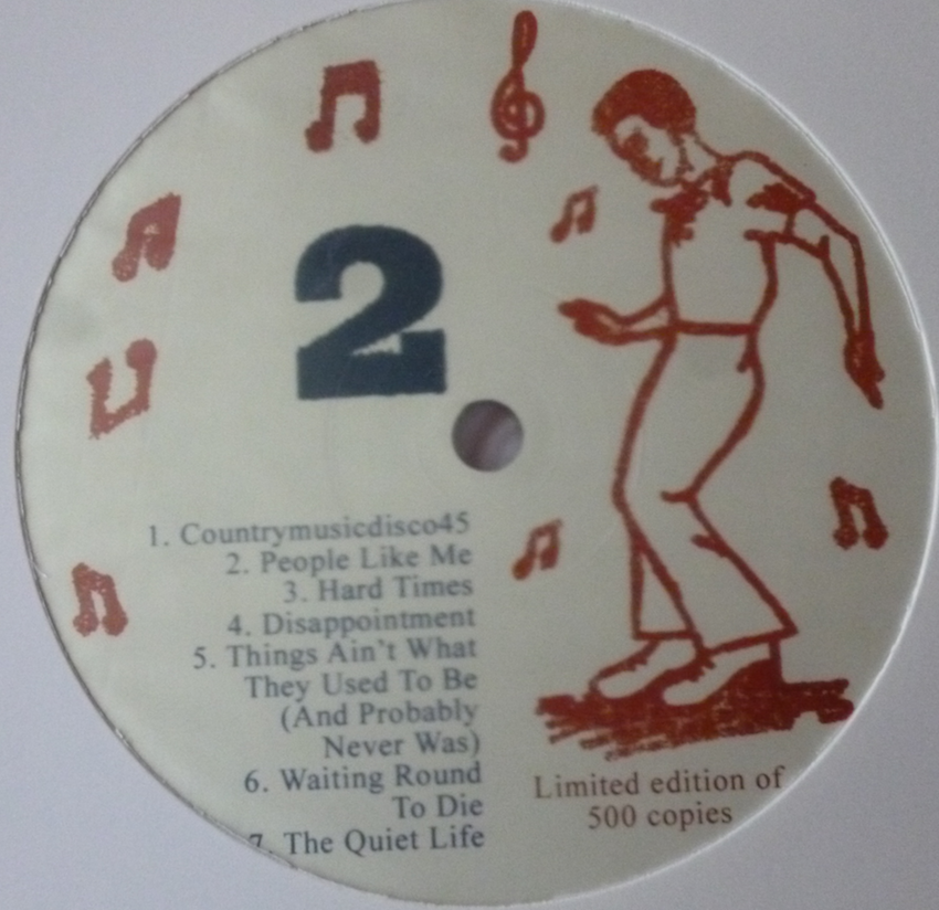 Reviews, Promo`d, Test Pressing, Dr Rob, Jeb Loy Nichols Special, City Country City
