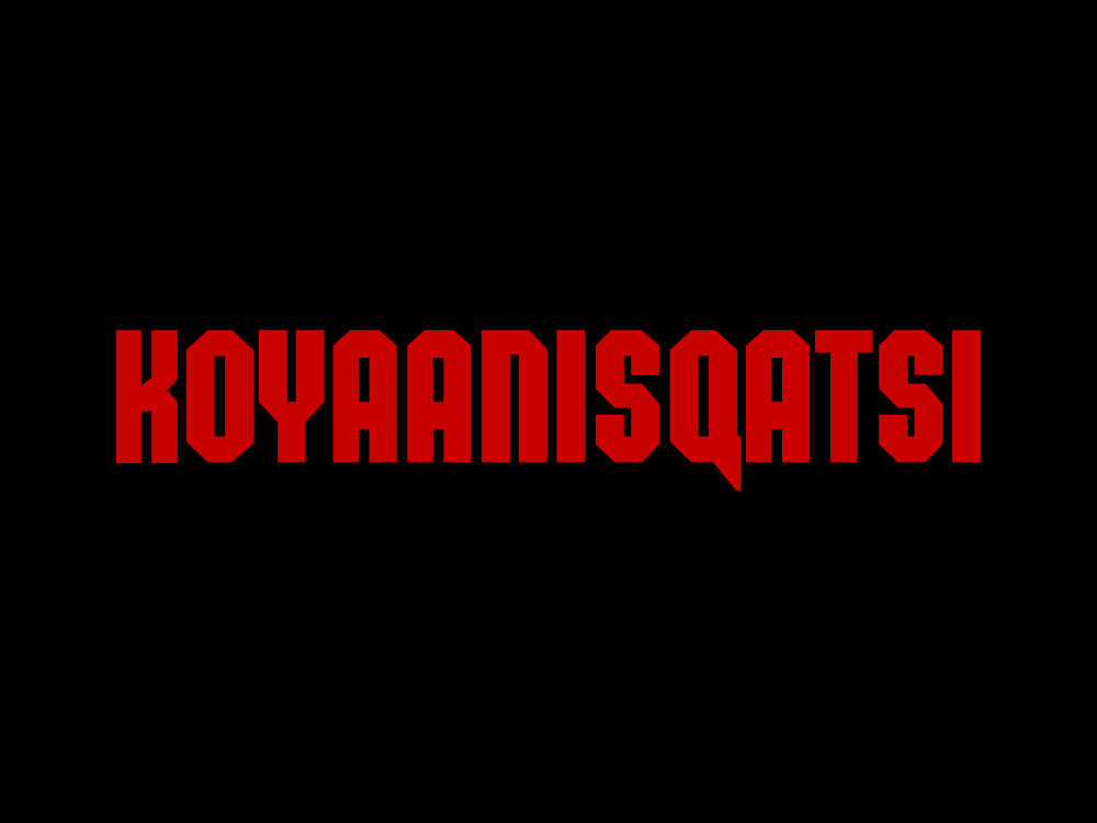 Review Koyaanisqatsi At The Barbican The Sight Of