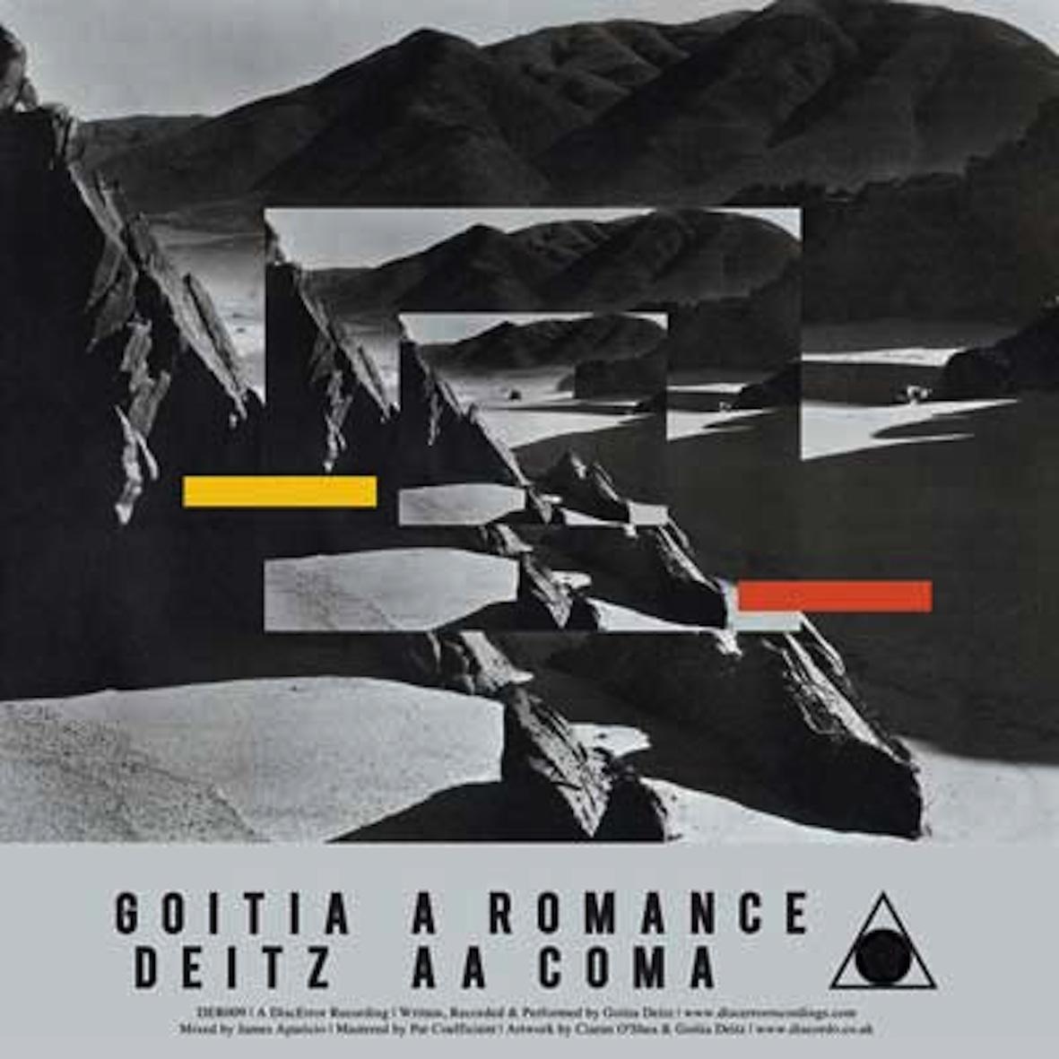 Tracks, Under The Radar, Test Pressing, Dr Rob, Goitia Deitz, Romance, Disc Error