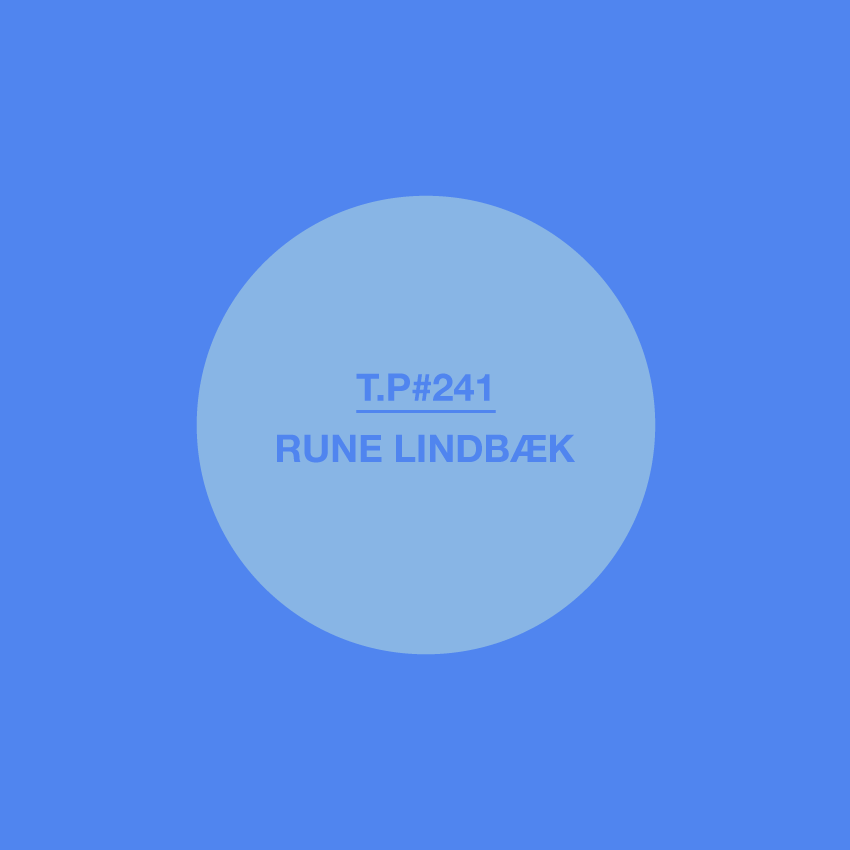 Rune-Lindbæk, Mix, Balearic, Cinemtatic, Cinematique, Mellow, Classical, Film, Soundtrack, Test Pressing