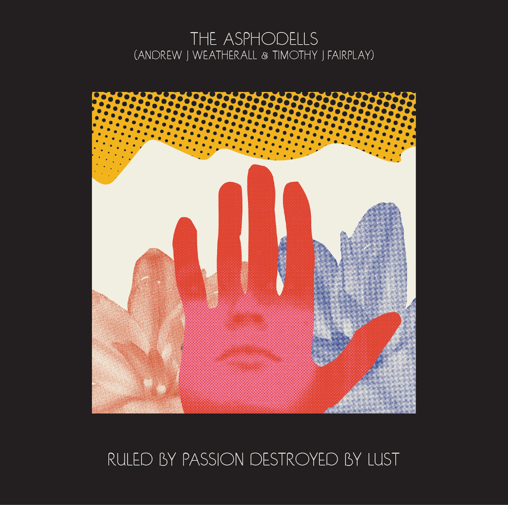 Review, Promo`d, Dr Rob, The Asphodells, Andrew Weatherall, Timothy Fairplay, Rotters Golf Club, Ruled By Passion, Destroyed By Lust, A Love From Outer Space
