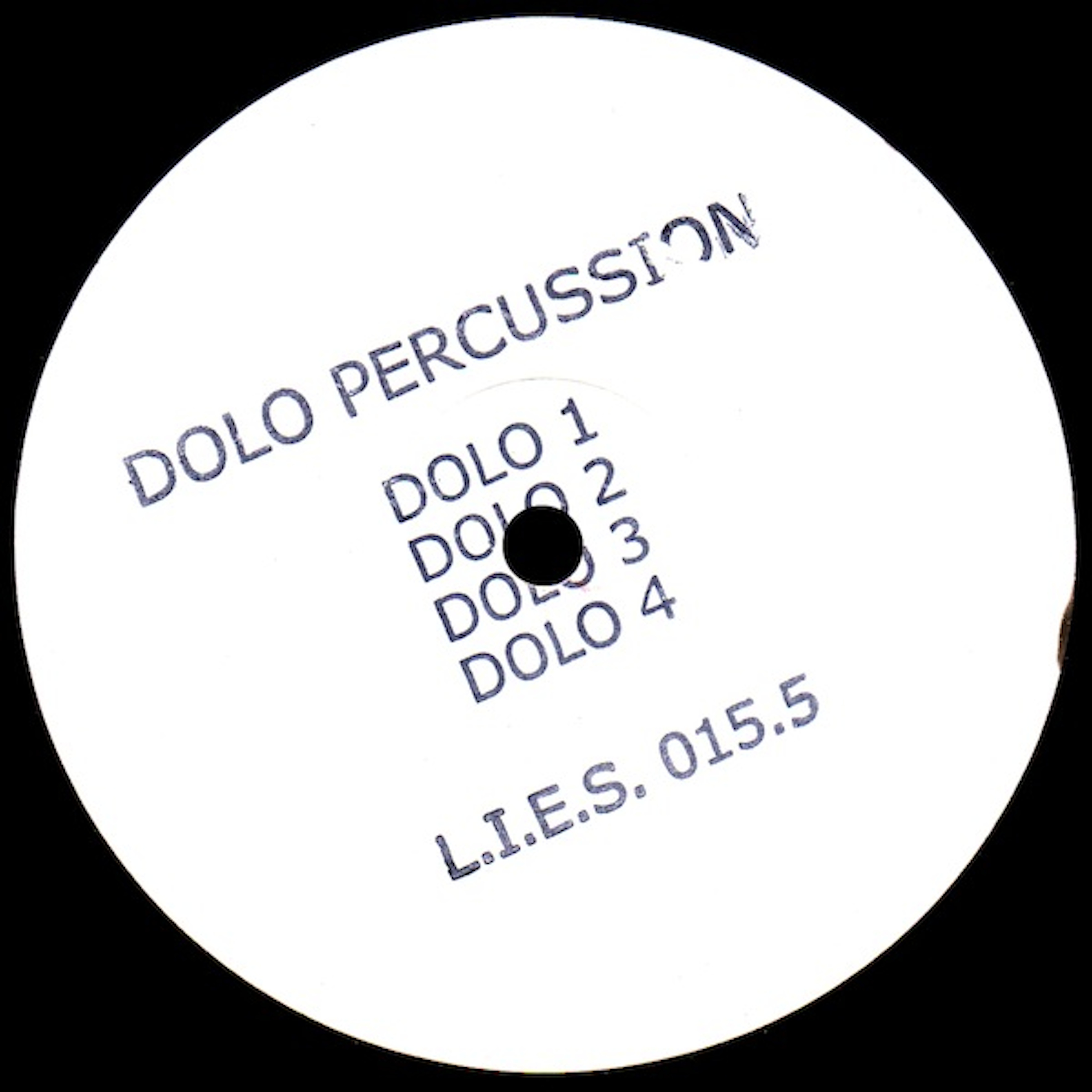 Test Pressing, Promo`d, Dr Rob, Dolo Percussion, L.I.E.S., Future Times, Maxmillion Dunbar, Andrew Field-Pickering, Beautiful Swimmers