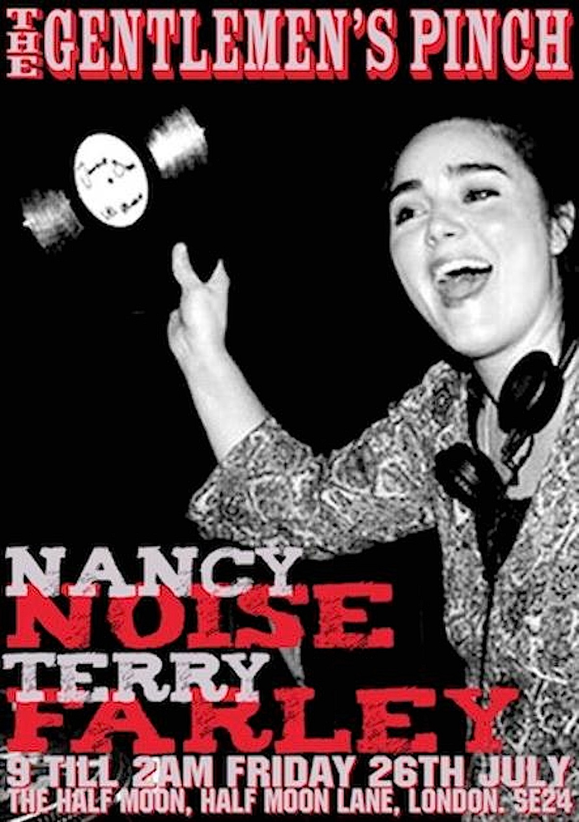 Test Pressing, Mixes, Dr Rob, Nancy Noise, Future, The Gentleman`s Pinch