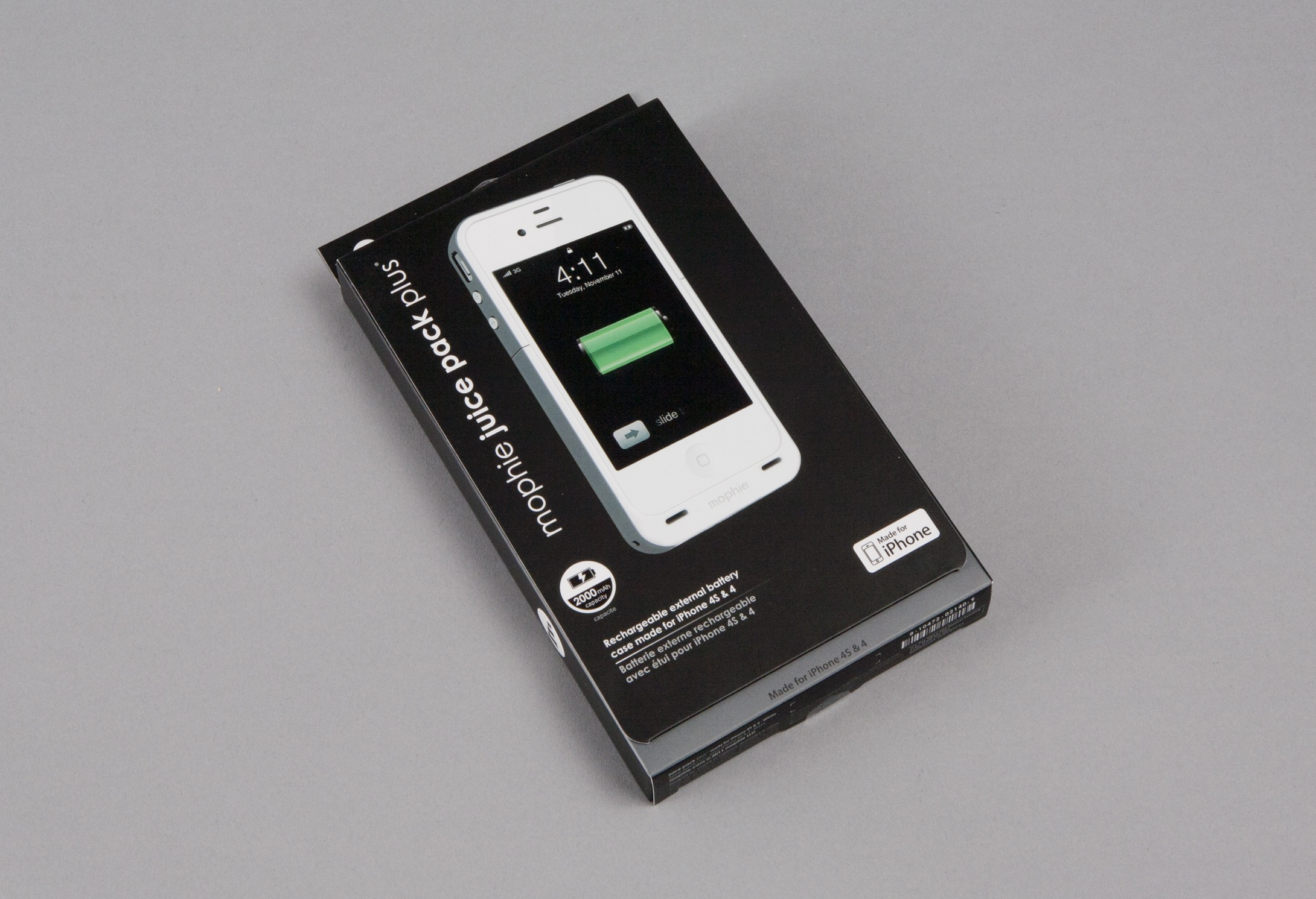 mophie, juice pack, competition, rechargable, battery, Test Pressing