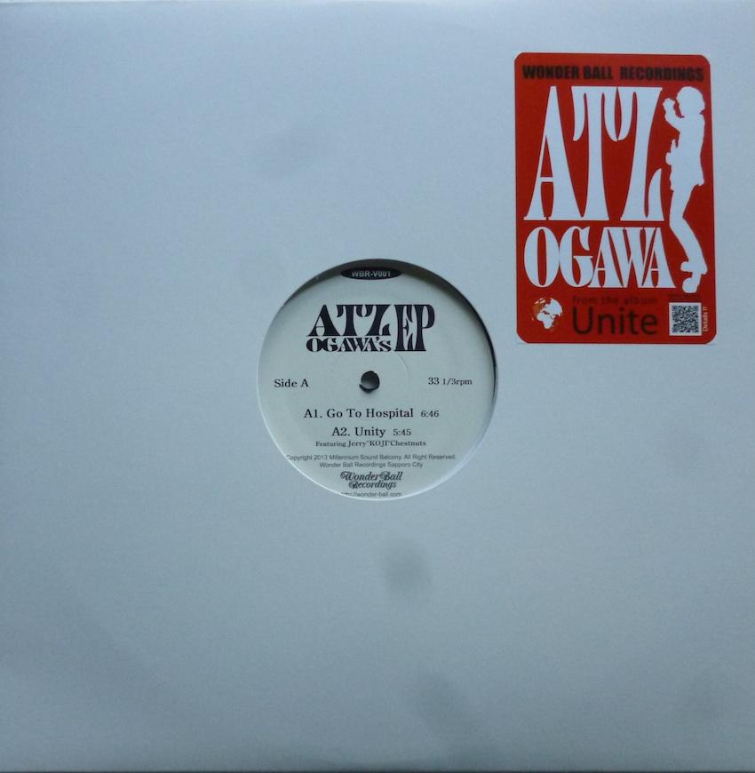 Test Pressing, Reviews, Dr Rob, ATZ Ogawa, Wonderball Recordings, Japan