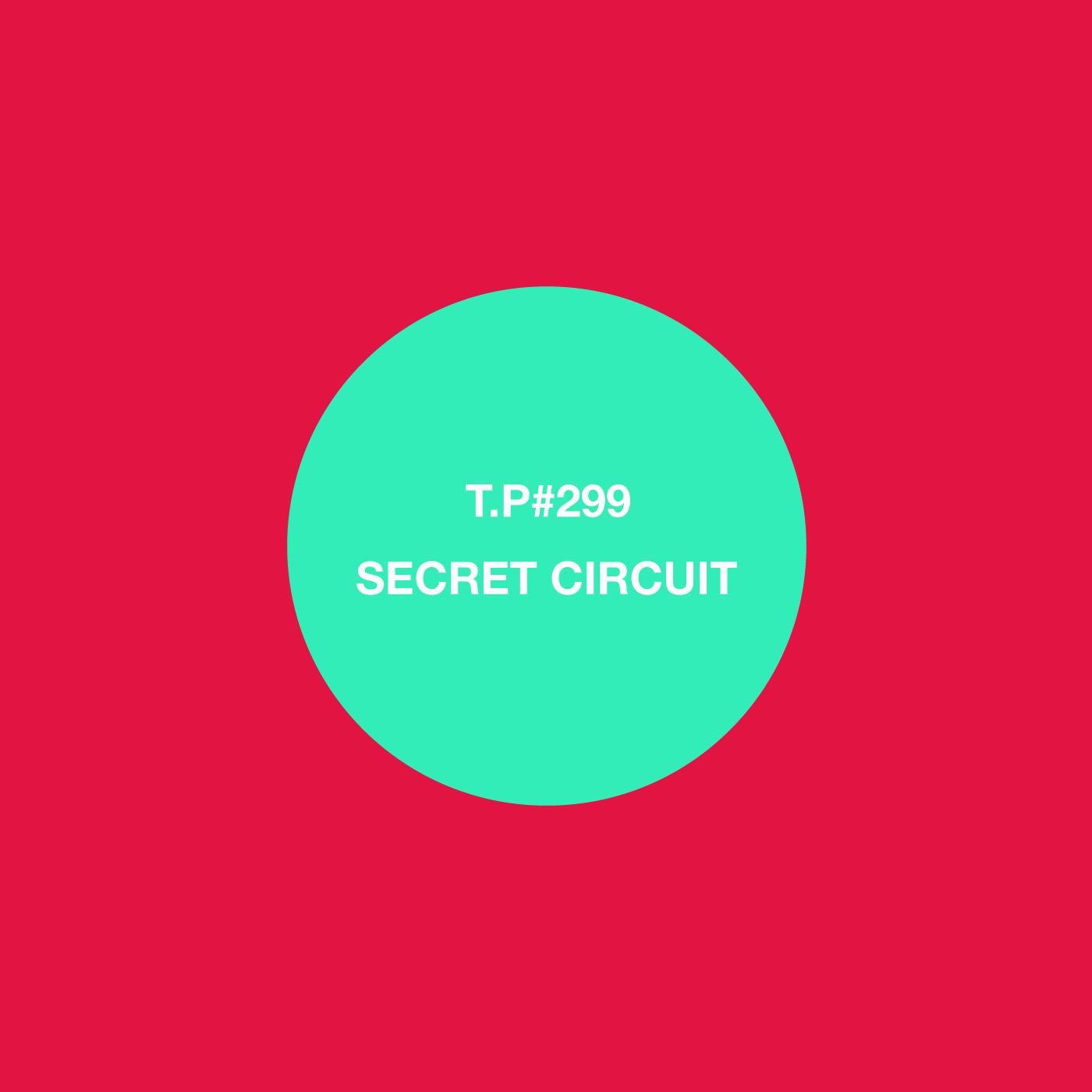 Secret Circuit, Eddie Ruscha, Mix, Test Pressing, Blase