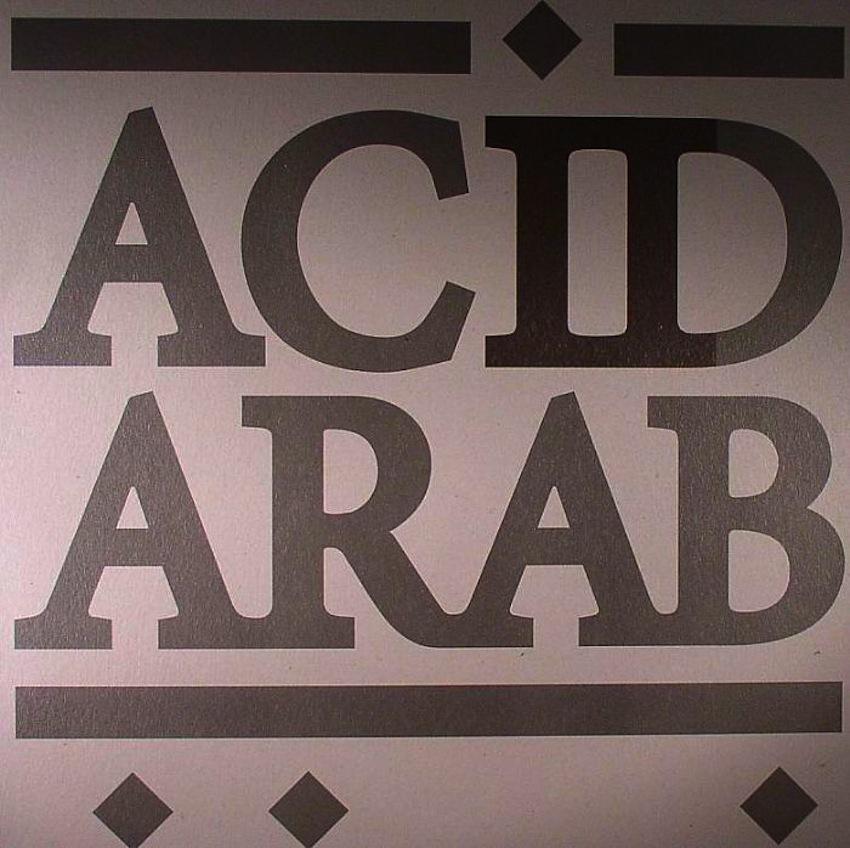 Test Pressing, Reviews, Dr Rob, Acid Arab, EP2, Versatile