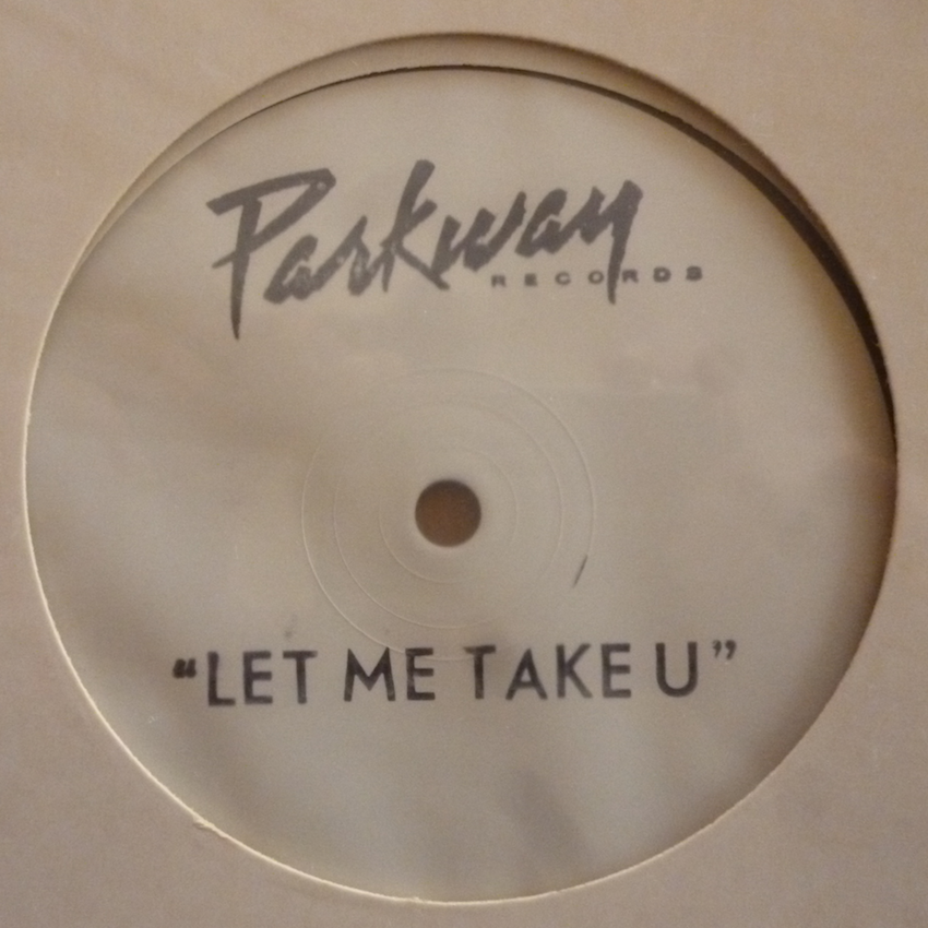 Test Pressing, Reviews, Dr Rob, Mark Seven, Jus`Wax, Parkway, Parkwest, T Kut, Let Me Take U