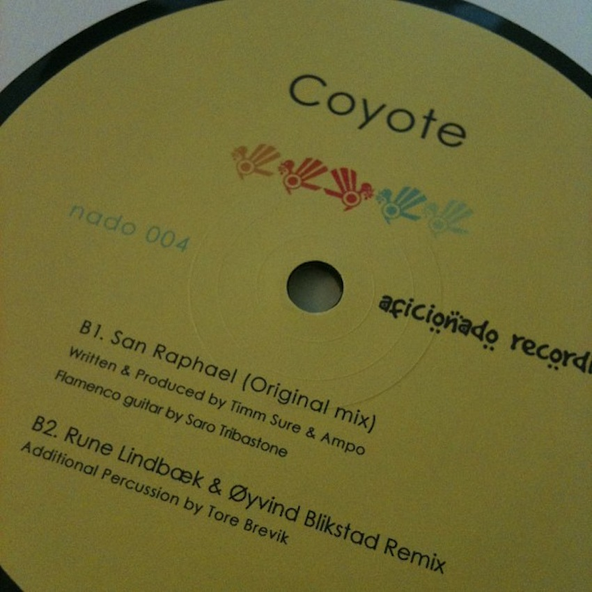 Test Pressing, Reviews, Dr Rob, Coyote, San Raphael, Aficionado