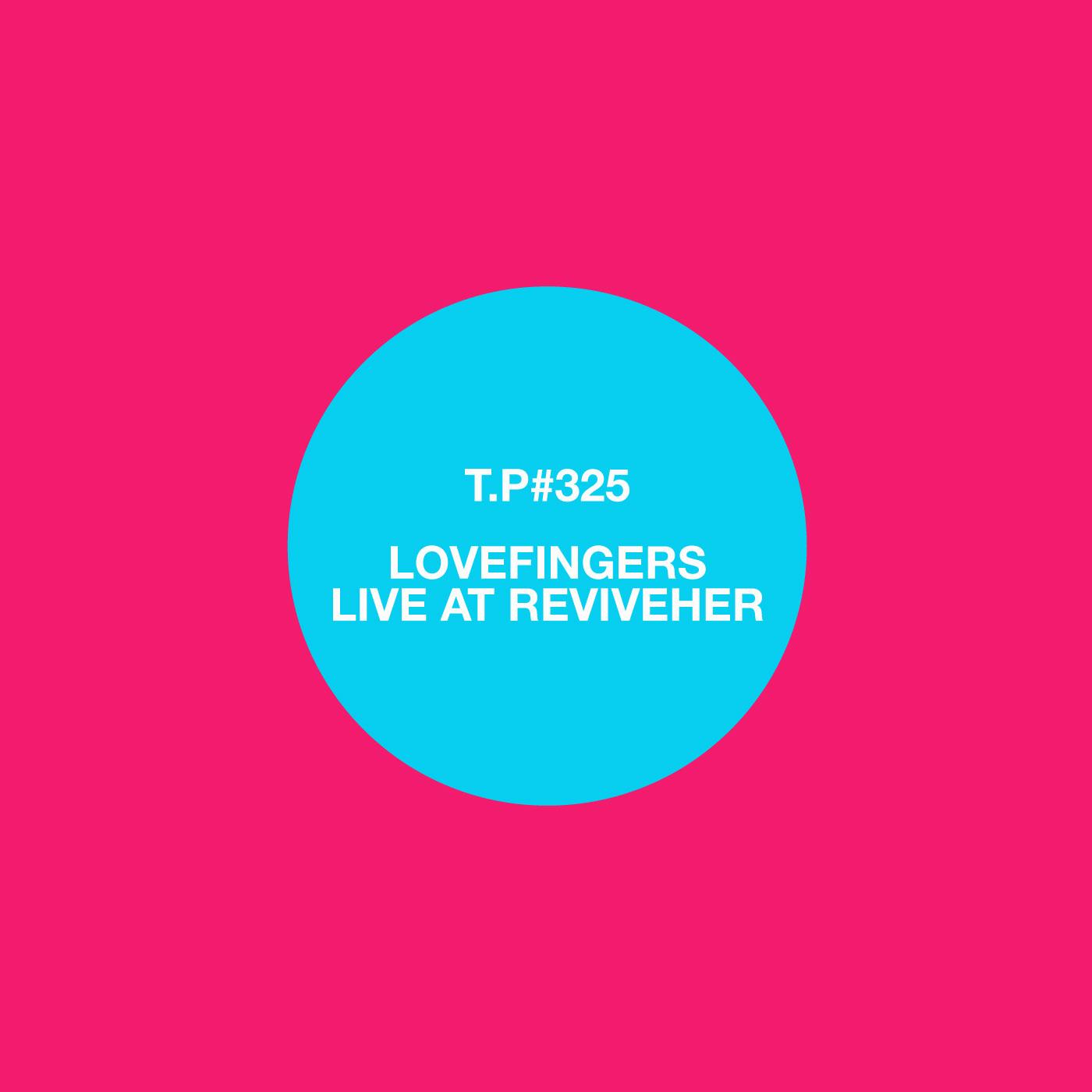 Lovefingers, Live, DJ, Set, ReviveHER, London, Party, Test Pressing