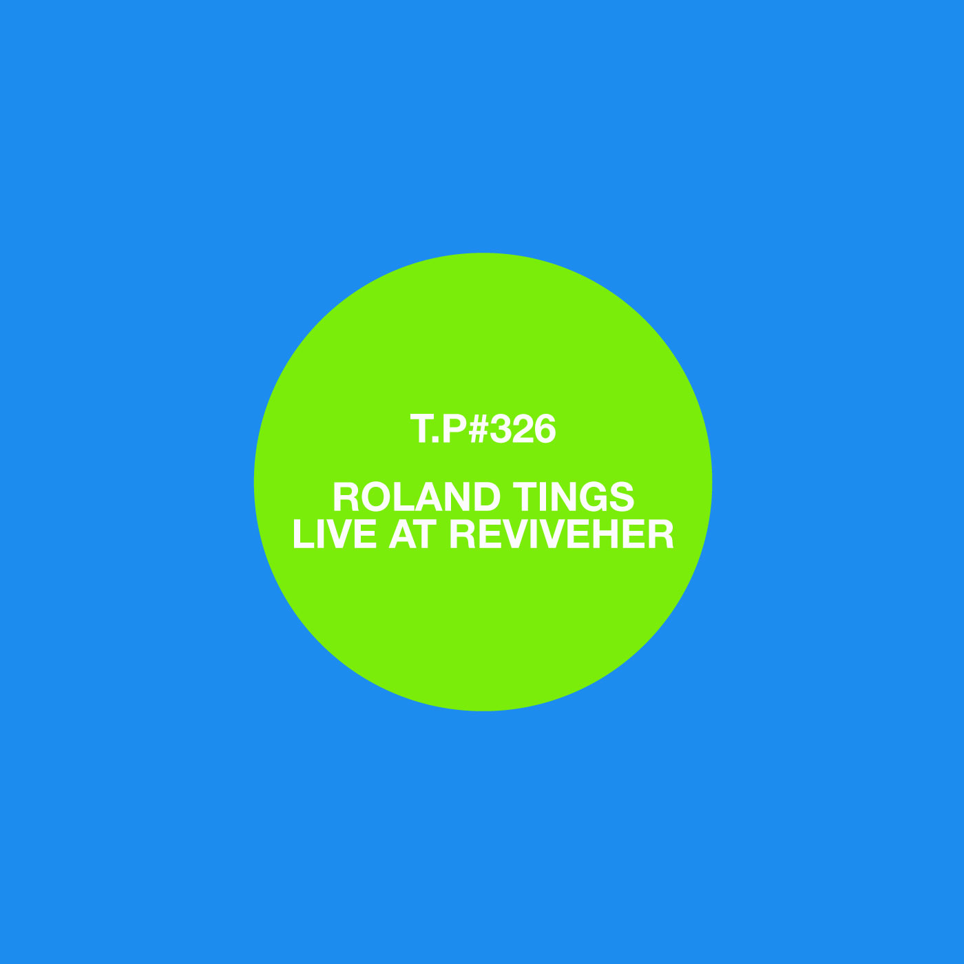 Roland Tings, Mix, Test Pressing