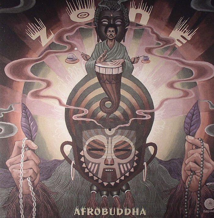 Afrobuddha, Round In Motion, Kay Suzuki, Test Pressing, Reviews, Dr Rob,