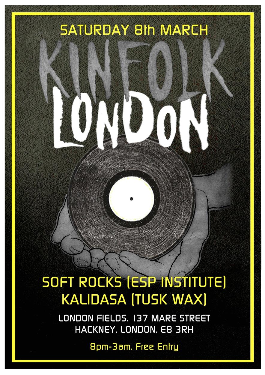 Test Pressing, Mixes, Dr Rob, Soft Rocks, Kinfolk, Vibrations, ESP Institute, Pure Pleasure Music