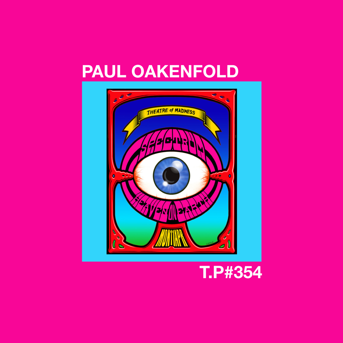 Spectrum, Dj, Mix, Paul Oakenfold, 1988, London, Acid House. Club, Classic, Dave Little