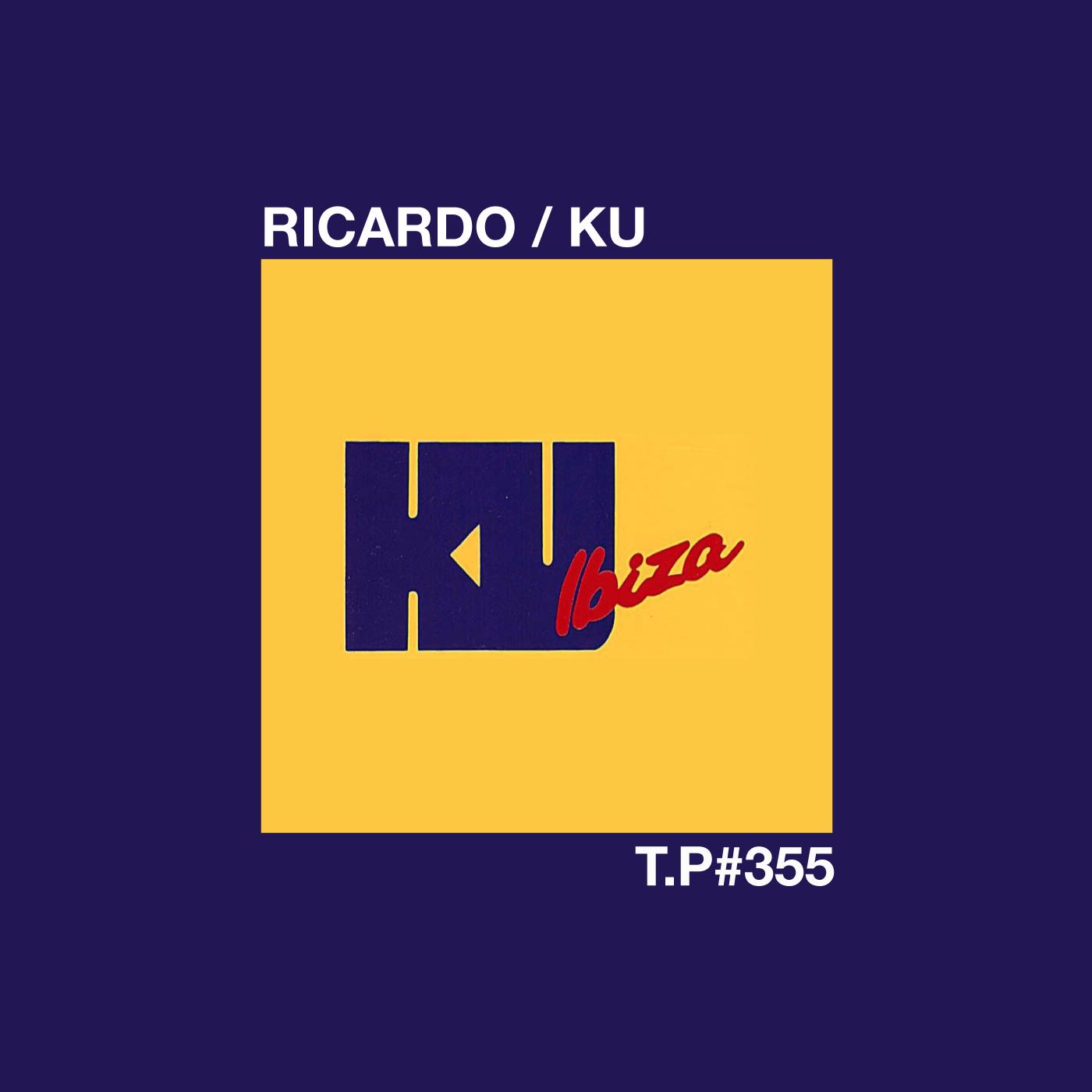 DJ, Ricardo, Ku, Ibiza, Test Pressing, History, Stop Bajon, Hey Survivor, Club, Live