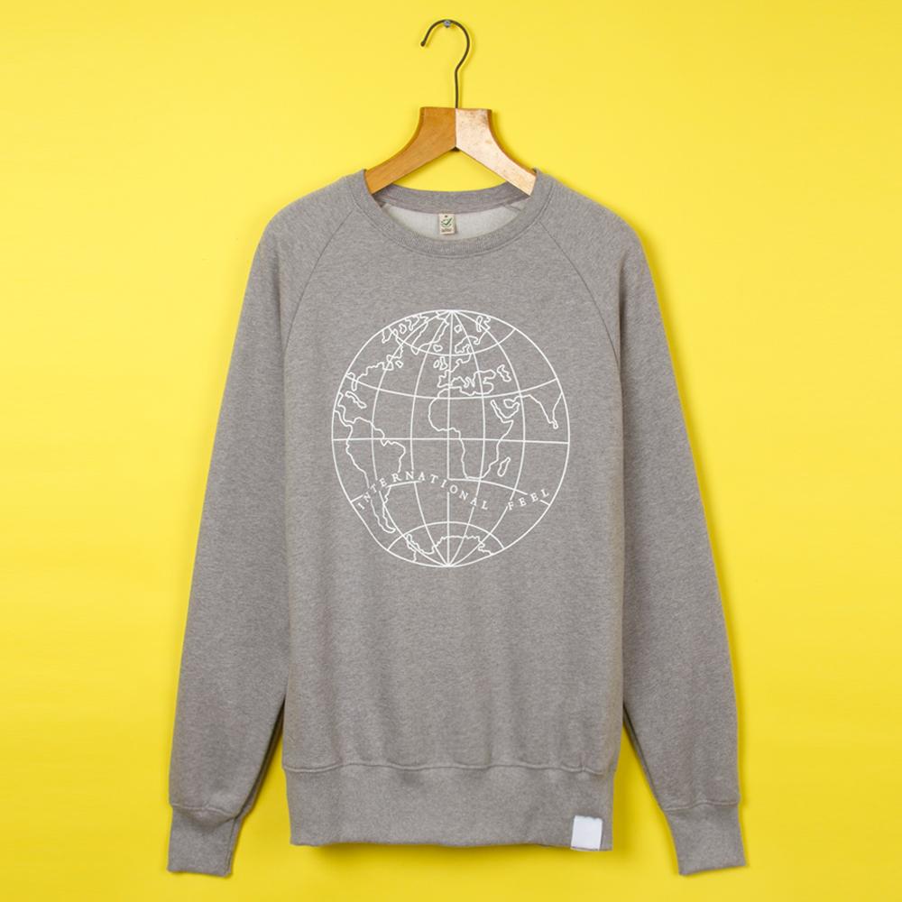 International Feel, merchandise, t-shirt, sweatshirt, Million Hands