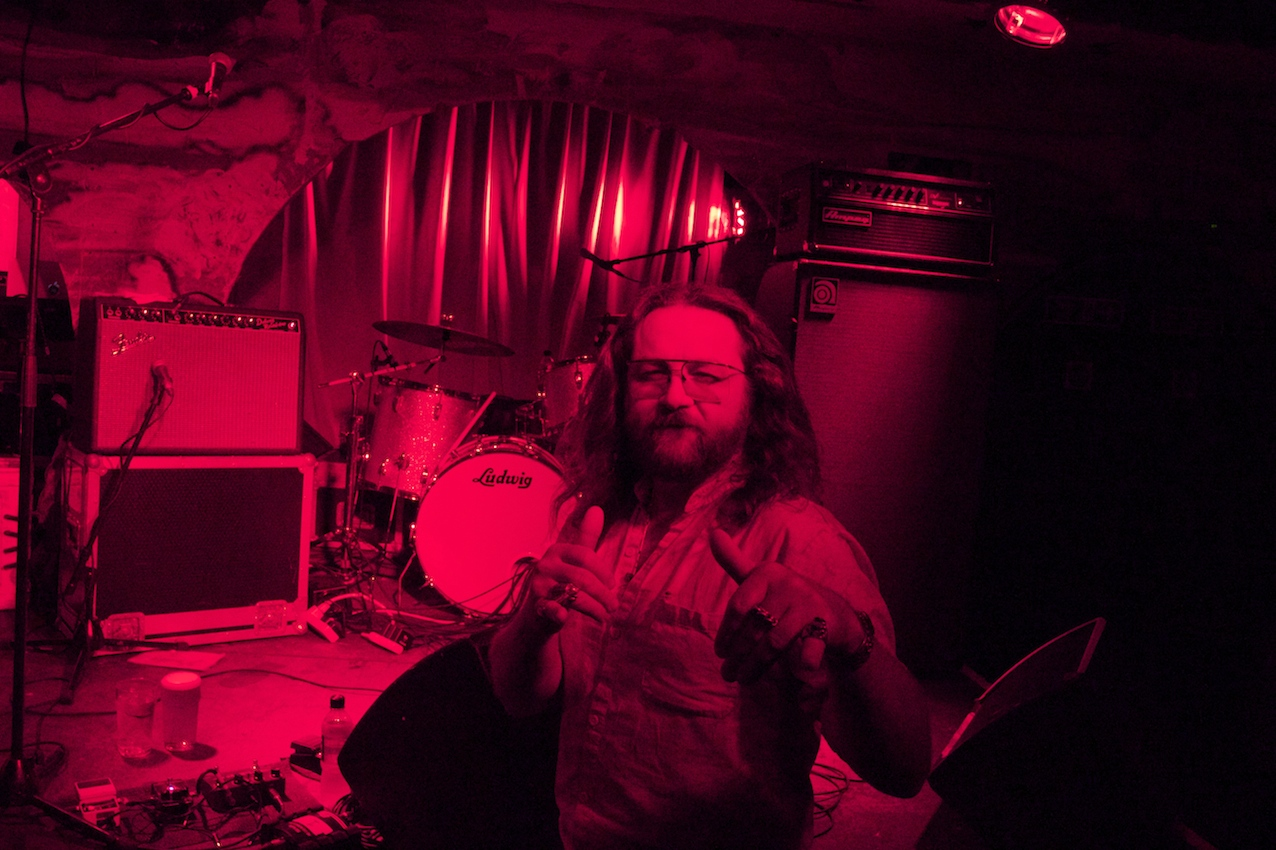 Paqua, Live, Claremont 56, Shacklewell Arms, London