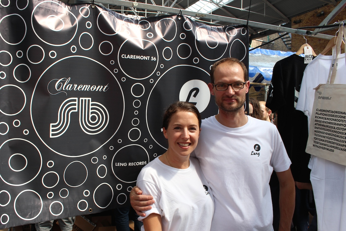 Independent Label Market, Spitalfields, 2014, London, Claremont, Peacefrog, Music, Ale,