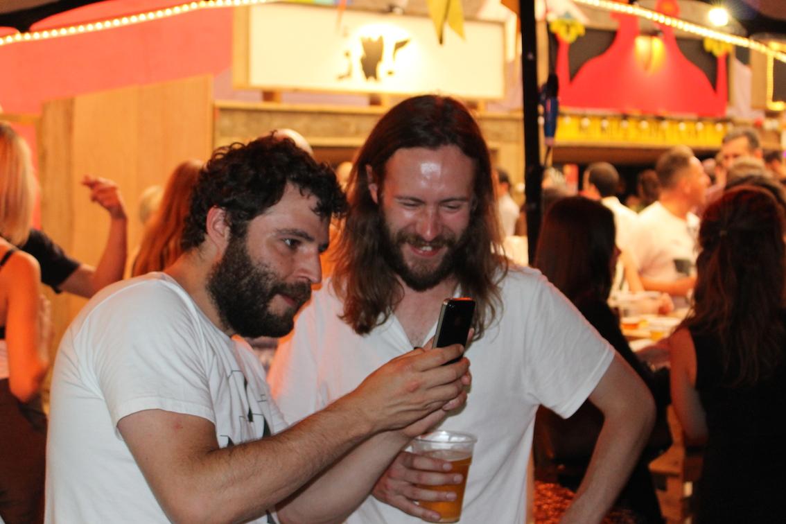 Red Market, Phil Mison, Moonboots, Party, London