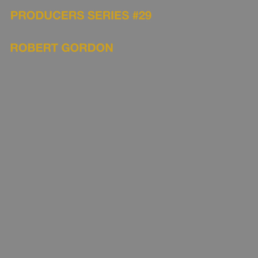 Test Pressing, Dr Rob, Mixes, Producers Series, Robert Gordon, Forgemasters, Warp Records, Fon Studios, Sheffield, Parrott, Winston, Jive Turkey