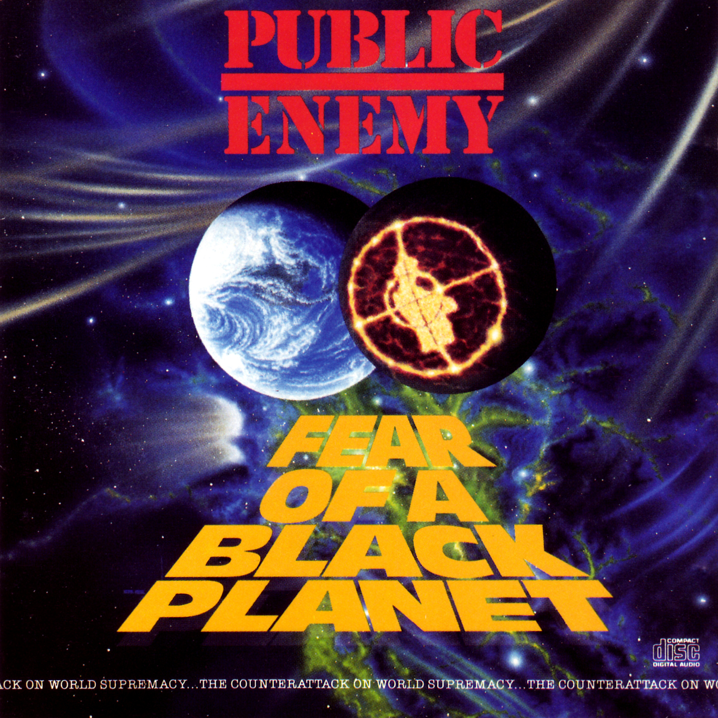 Public Enemy, Fear of a black planet, It takes a nation of millions to hold us back, deluxe editions, track listings, def jam, chuck d, flavor flav, rick rubin