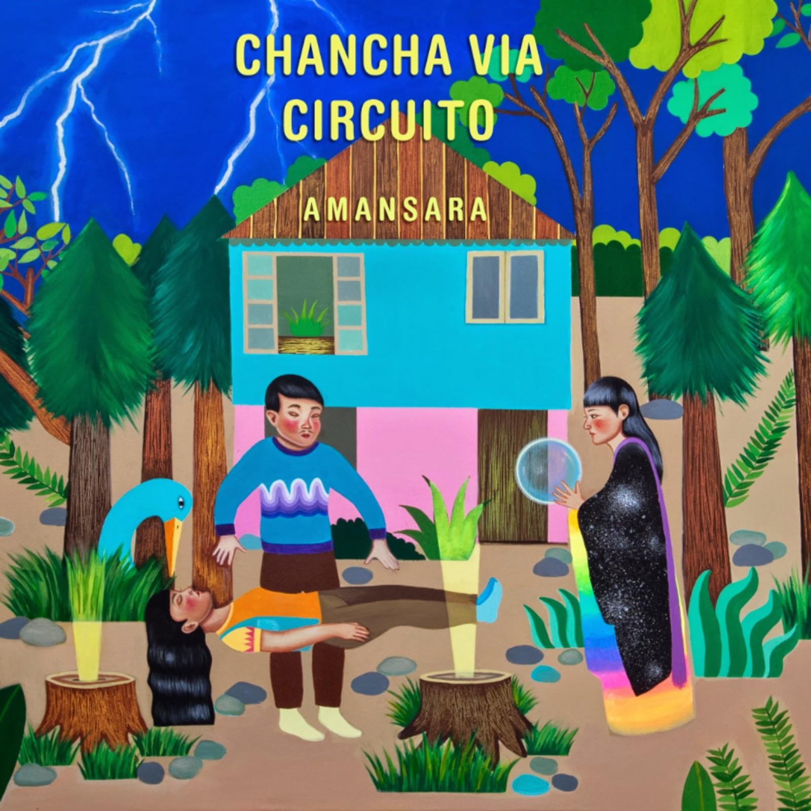 CHANCHA VIA CIRCUITO, Ahora Nosotros, Mixtape, Test Pressing, Album,  Amansara, Review