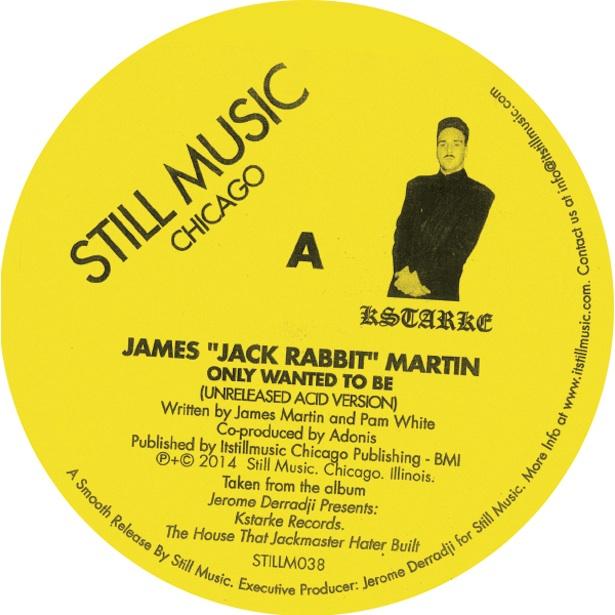 "Test Pressing, Review, Dr Rob, Still Music, James ""Jack Rabbit"" Martin, Kstarke, Jackmaster Hater, Chicago, Acid House"
