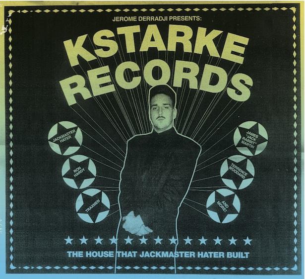 "Jerome Derradji, Test Pressing, Review, Dr Rob, Still Music, James ""Jack Rabbit"" Martin, Kstarke, Jackmaster Hater, Chicago, Acid House"
