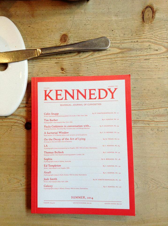 Kennedy Magazine, Ed Templeton, Thomas Bullock, Photography, Editorial, Design, David McFarline