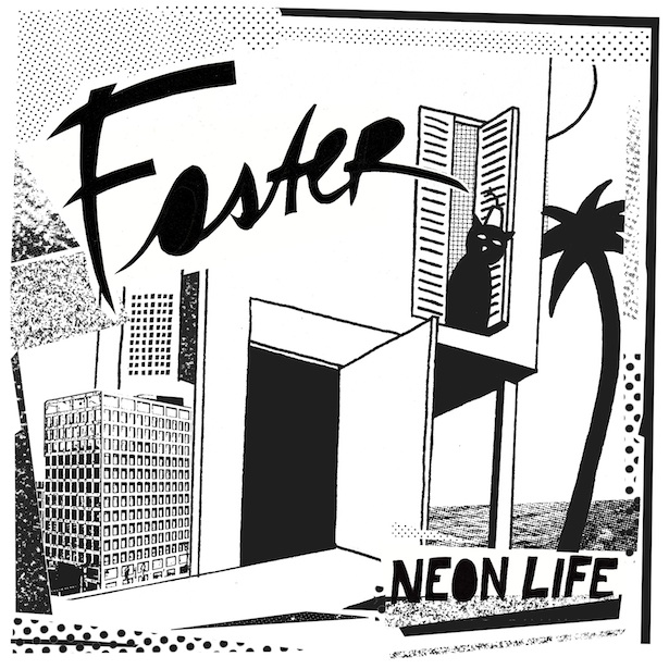 Test Pressing, Review, Dr Rob, Foster, Neon Life, Phantom Island, Zurich, Switzerland, Lexx