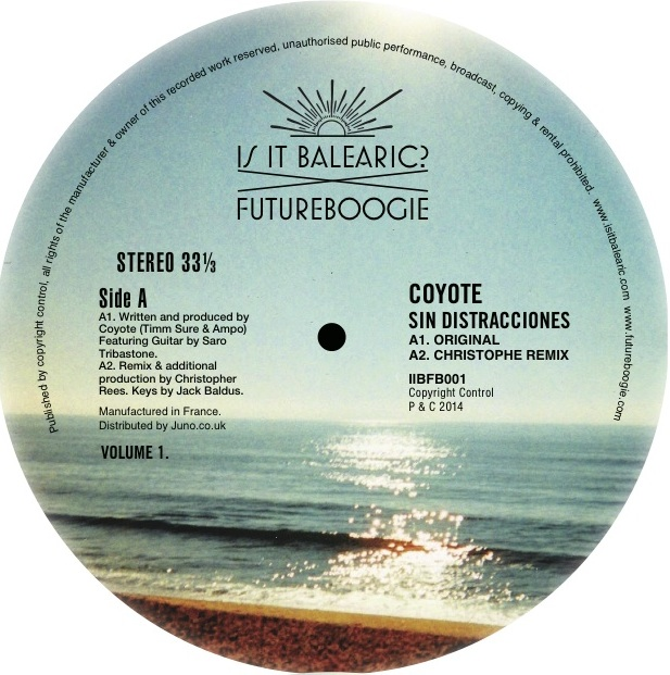 Test Pressing, Review, Dr Rob, Future Boogie, Is It Balearic?, Sin Distracciones, Christophe, Max Essa, Coyote, Felix Dickinson, Jaime Read, Restless People, Clandestino, Crack In The Sky, Sorcerer, Zulu Honda