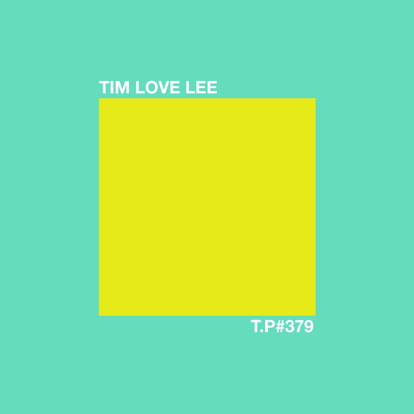 Tim Love Lee, Peace Feast, Tummy Touch, Mix, Test Pressing
