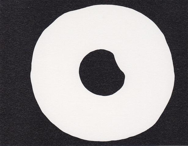 Test Pressing, Dr Rob, Just Because, Art, Jiro Yoshihara, Japan, Post-War, Avant-Garde, Gutai, Circle, Zen