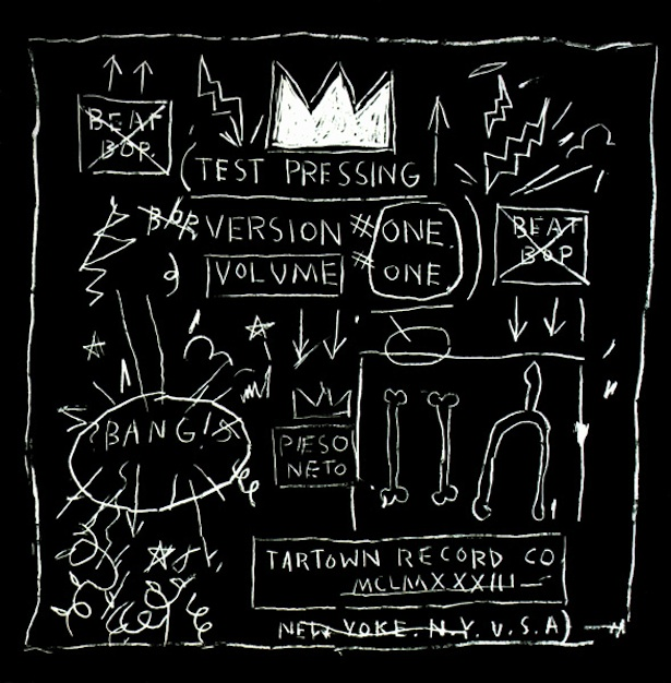 Test Pressing, Review, Dr Rob, Rammellzee, K Rob, Beat Bop, Jean Michel Basquiat, Tar Town, Get On Down, Hip Hop