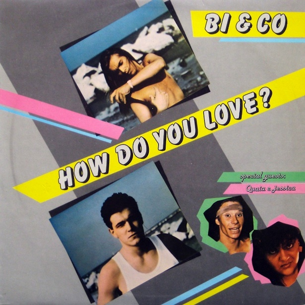 Test Pressing, Review, Dr Rob, Out Of The Box, Bi & Co., How Do You Love?, Blue Blood, Mark Seven, Italo
