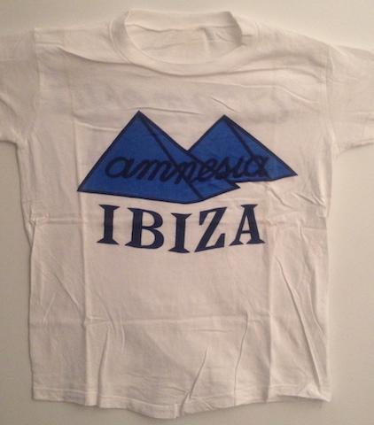 Test Pressing, Dr Rob, Leo Mas, Ibiza, Amnesia, T-shirts, Just Because