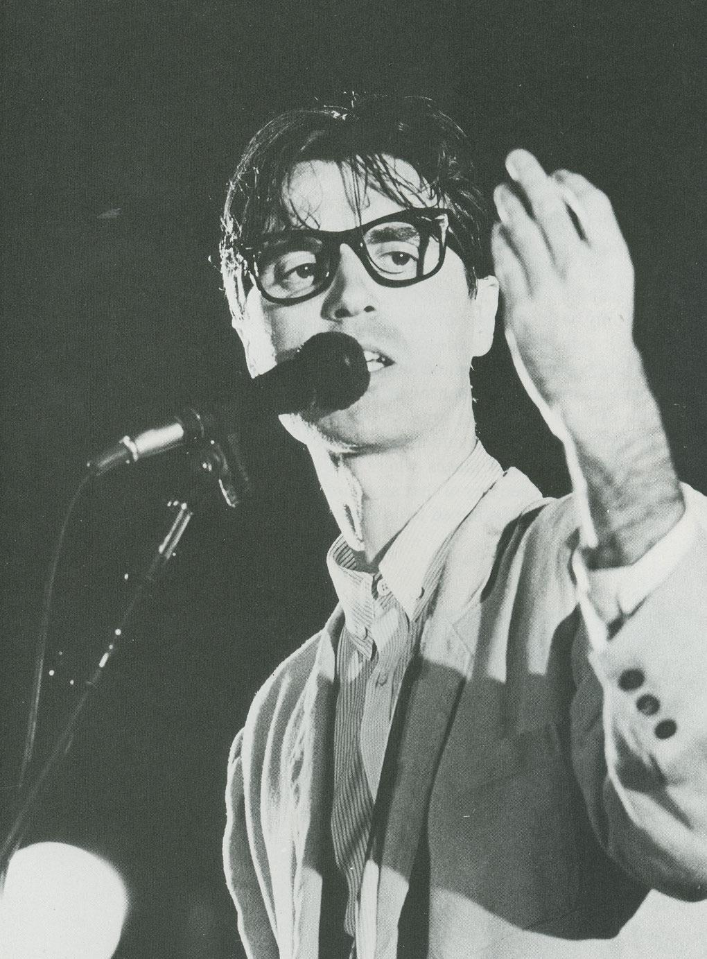 David Byrne, Director, Meltdown, London, Southbank, Festival