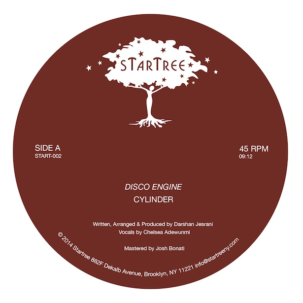 Test Pressing, Dr Rob, Review, Darshan Jesrani, Metro Area, Dennis Kane, NYC, Startree, Cylinder, Disco Engine
