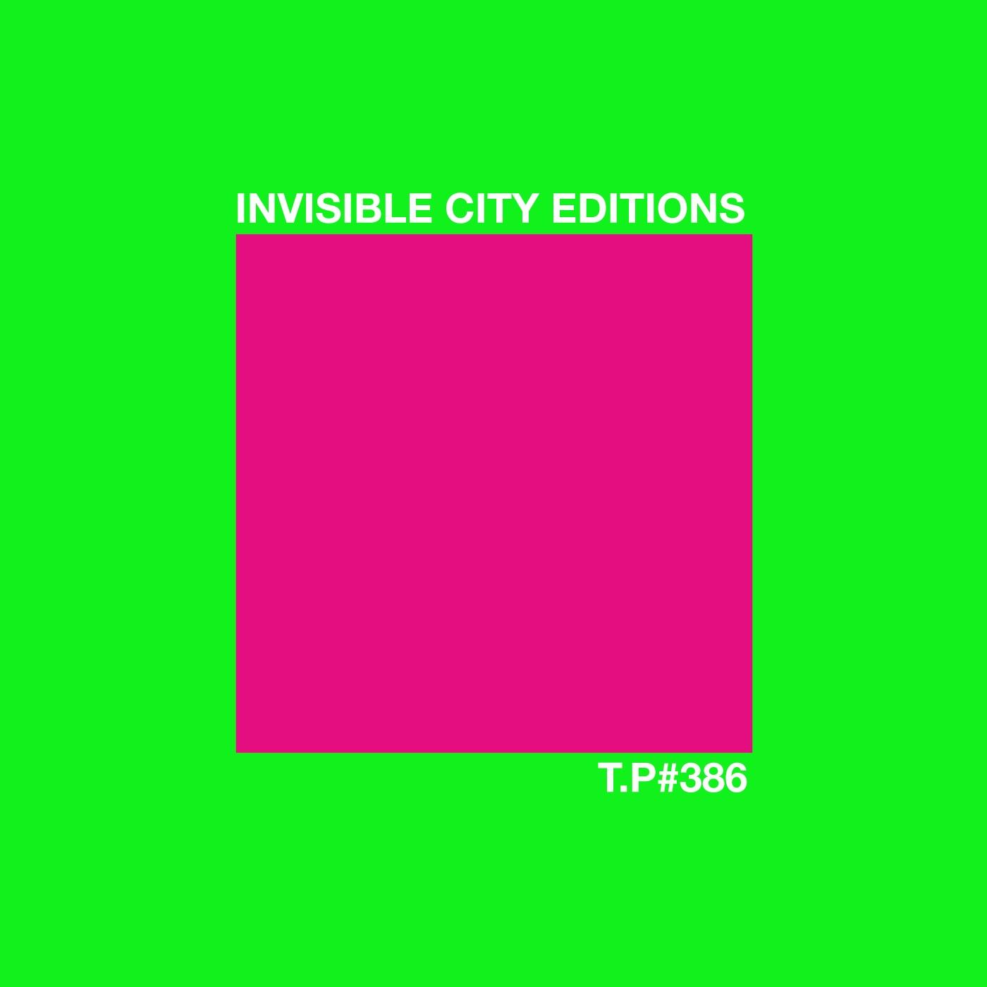 Test Pressing, Mix, Dr Rob, Brandon Hocura, Canada, Invisible City Editons, East Of Garafraxa