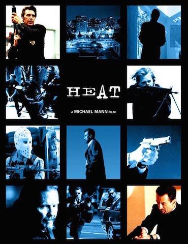 Michael Mann, Heat, Pacino, De Niro, Test Pressing, Film, Moving Pictures, Dr Rob, Mark E, Golf Channel, Merc, ESP Institute