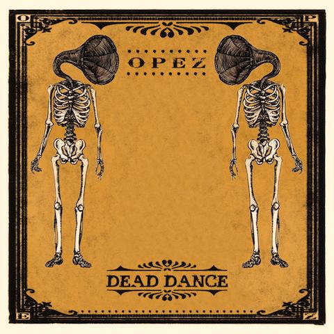 Opez, Agogo, Dead Dance, Test Pressing, Dr Rob, We Got Ourselves A Reader, Andrea Benini, Mop Mop, Luigi Pirandello, Il Fu Mattia Pascal, The Late Mattia Pascal, Book, Italy, Agogo Records