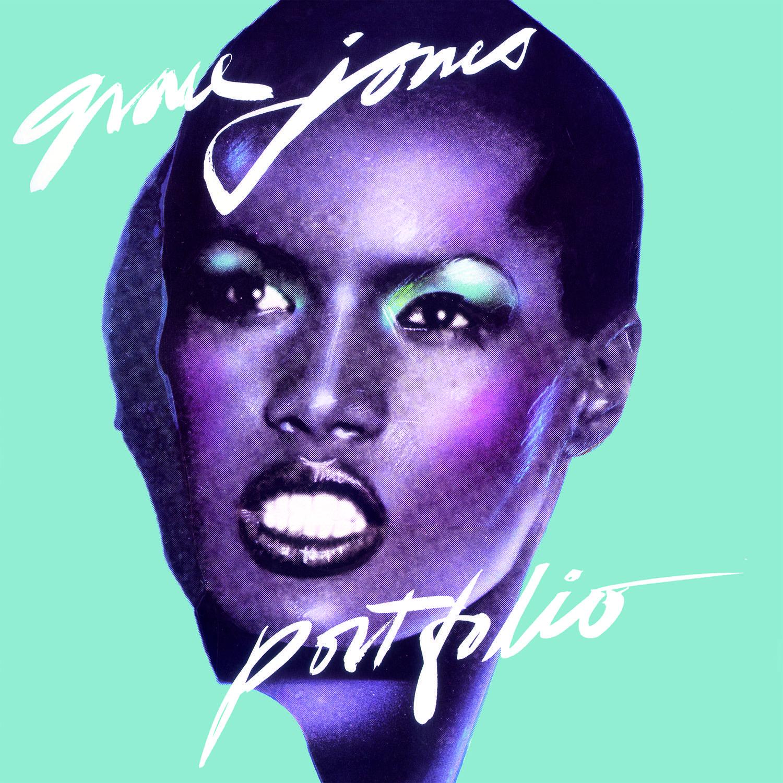 Grace Jones, Portfolio, Muse, Fame, Disco, Box Set,  Island Records