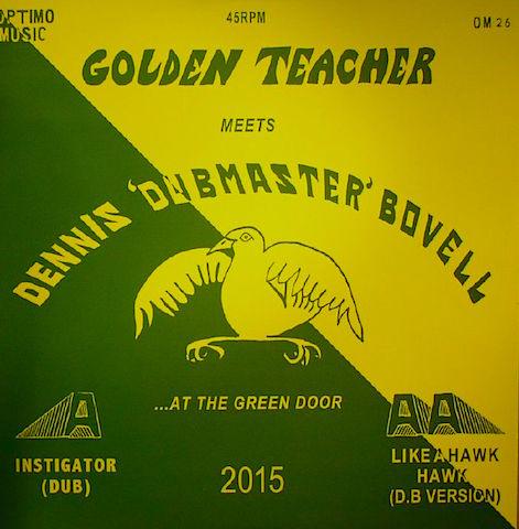 Test Pressing, Review, Optimo, Golden Teacher, Dennis Bovell, Like A Hawk, Instigator, Dub